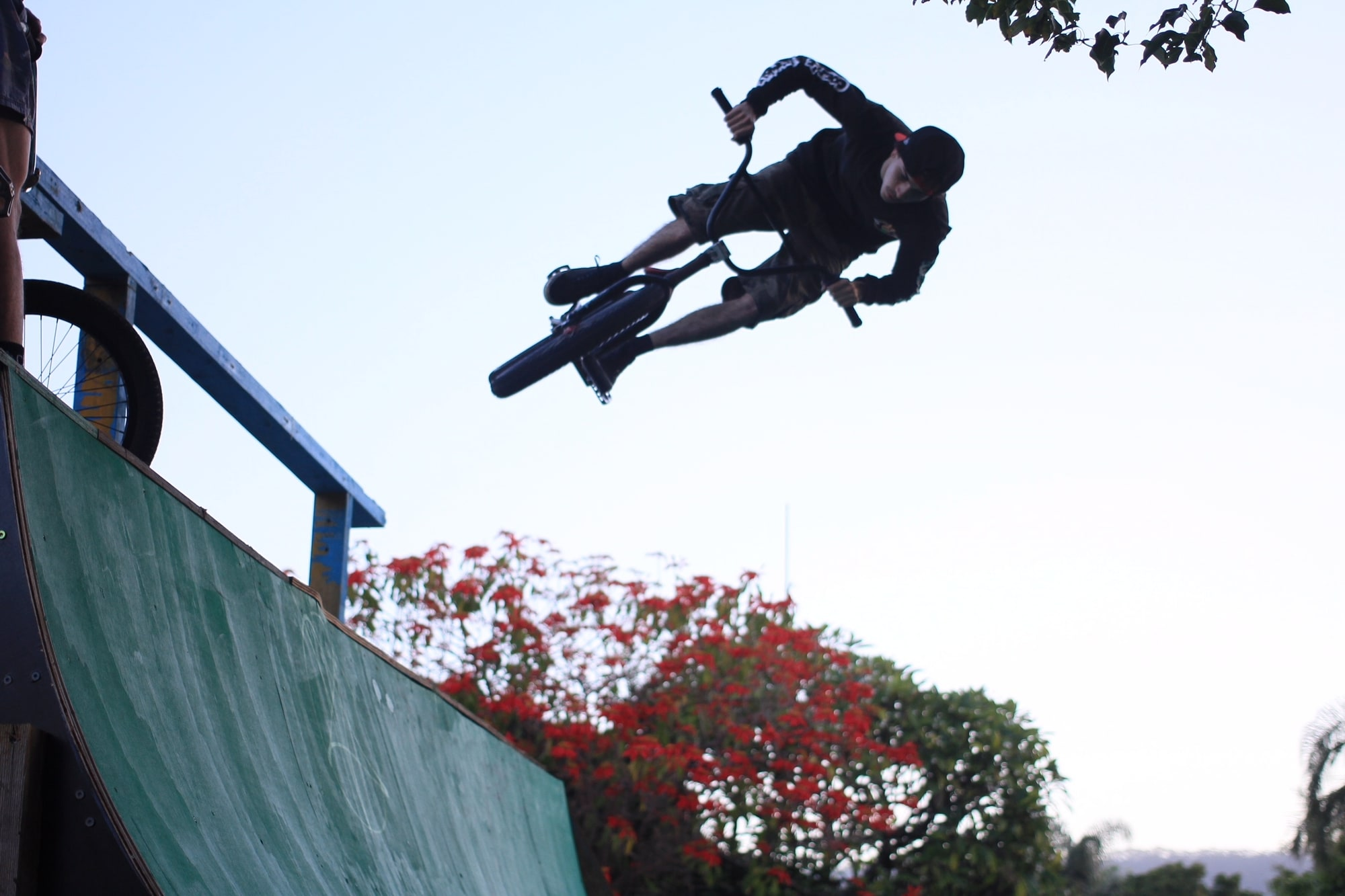 Backyard BMX Party
