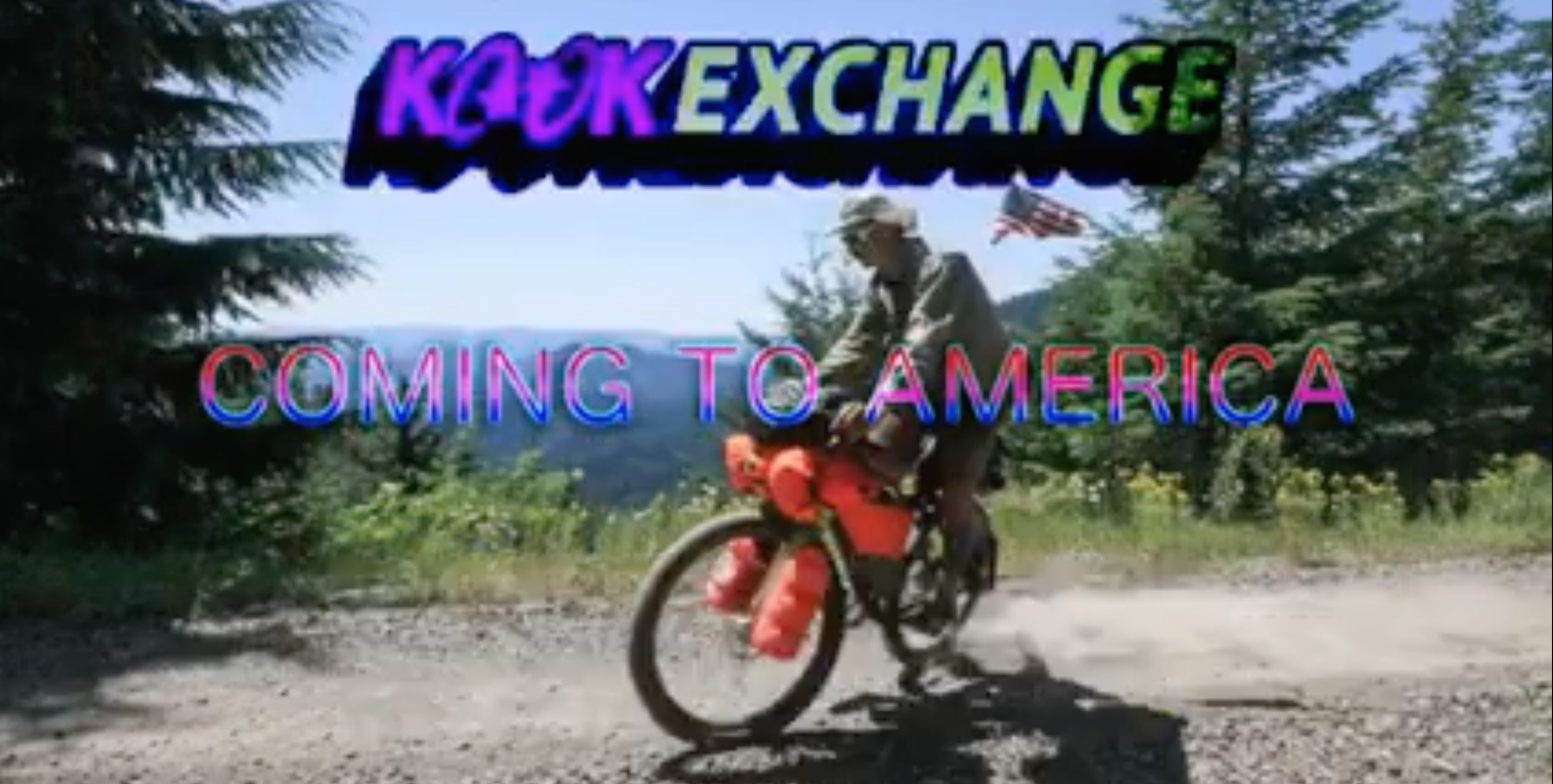 Kook Exchange American tour 2019